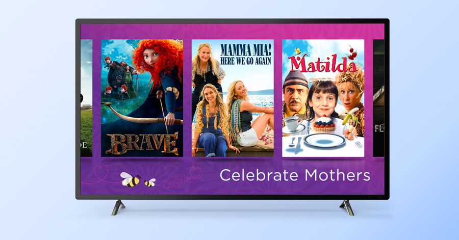 mothers day roku