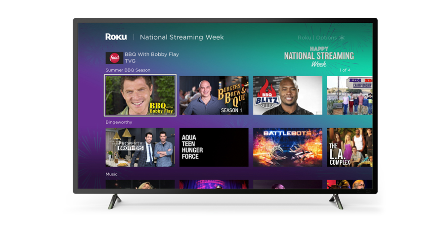 featured free national streaming week