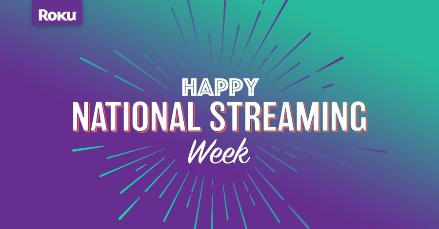 national streaming week