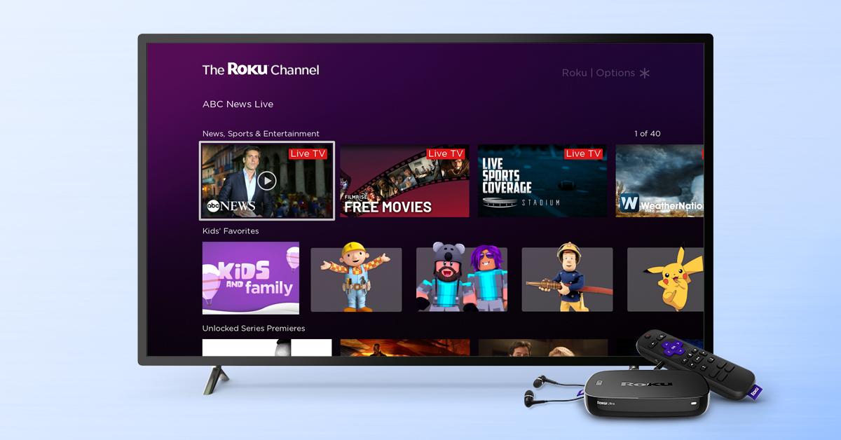 Watching Live Tv On The Roku Platform