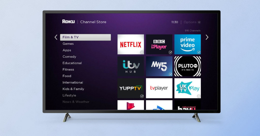 5 tips to customise your new Roku streaming device