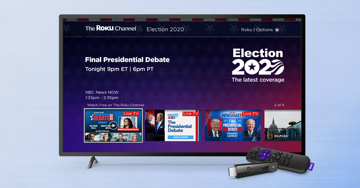 nbc news the roku channel