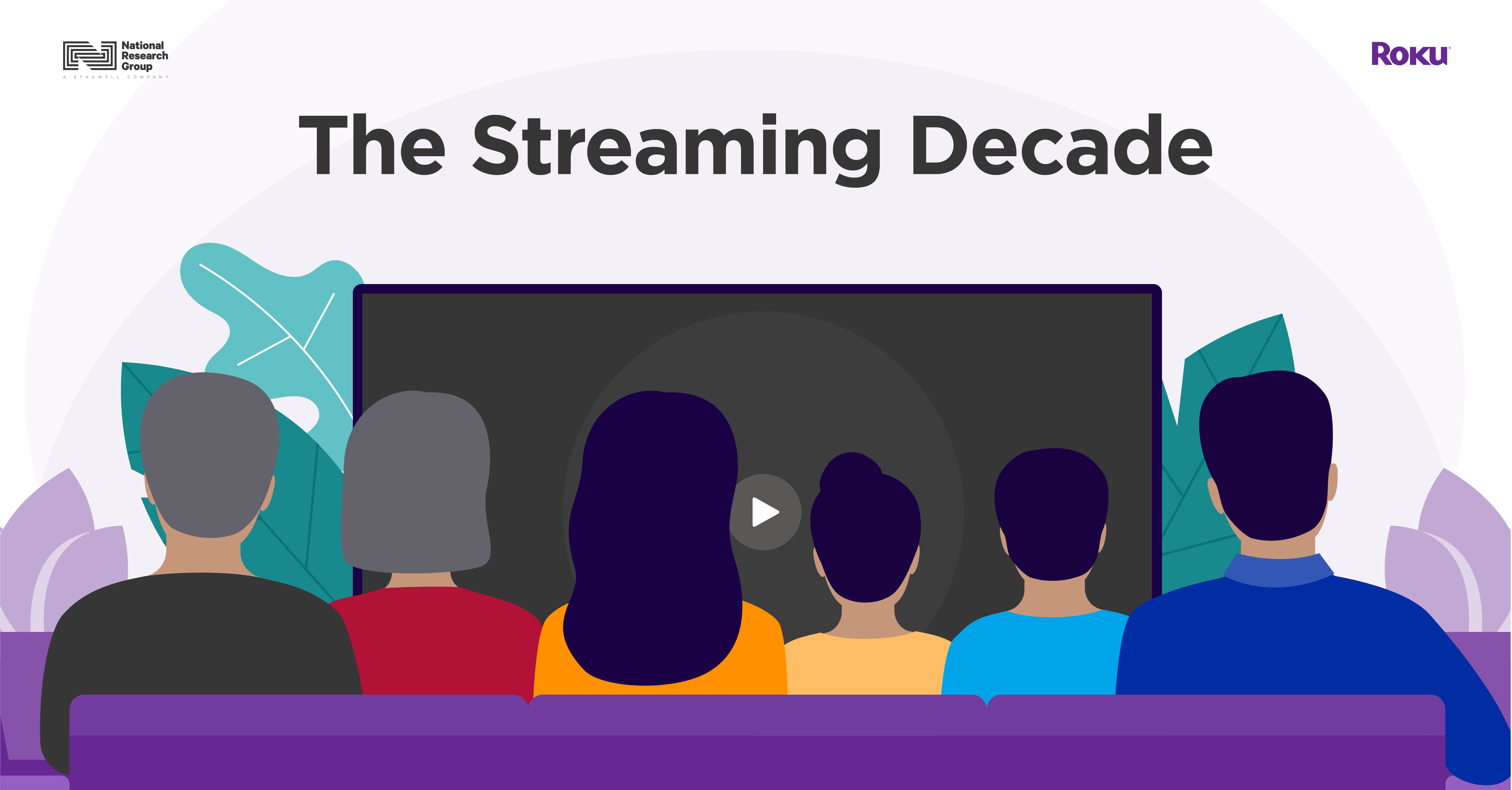 The Streaming Decade, 2021