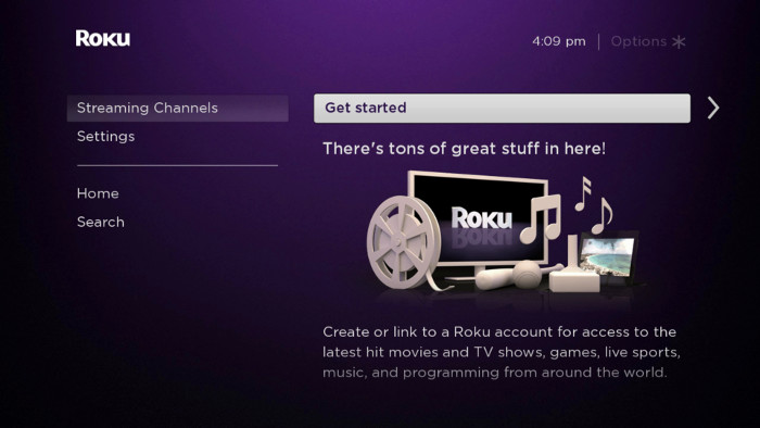 Why can I not open the Channel Store on my Roku® streaming