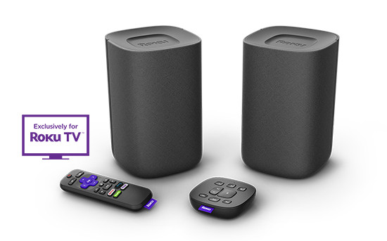 How do I set up my Roku TV™ Wireless Speakers? | Official