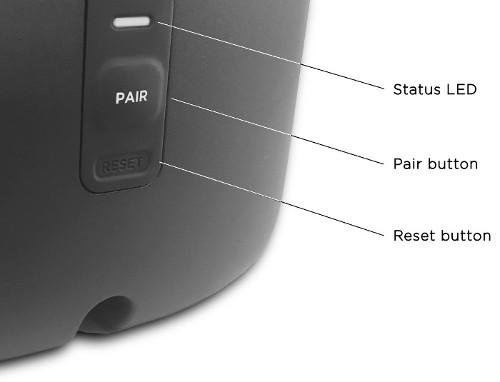 How do I resolve problems pairing my Roku TV™ Wireless