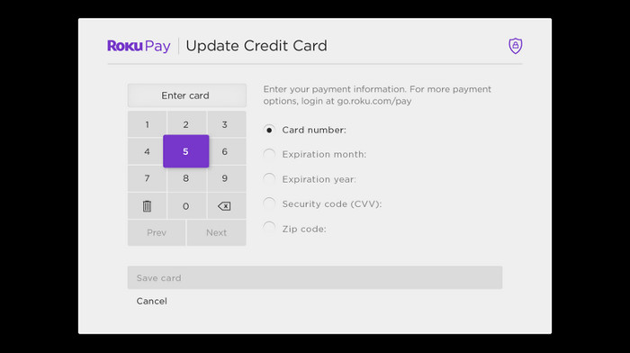 How Do I Update The Payment Method For My Roku Account Official