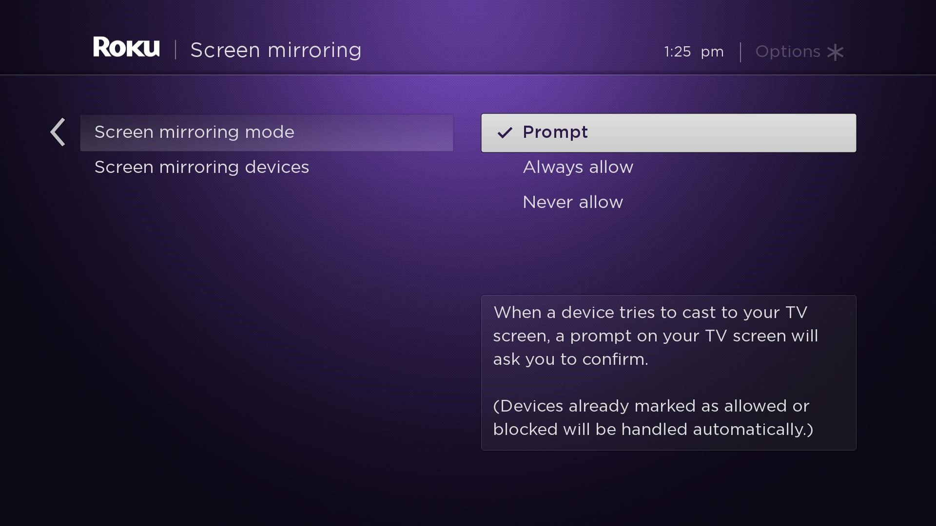 How to use screen mirroring with your android or windows device roku support - Mirror screen ...