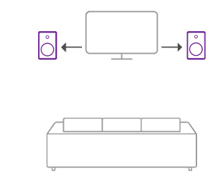 How do I set up my Roku TV™ Wireless Speakers? | Official Roku Support