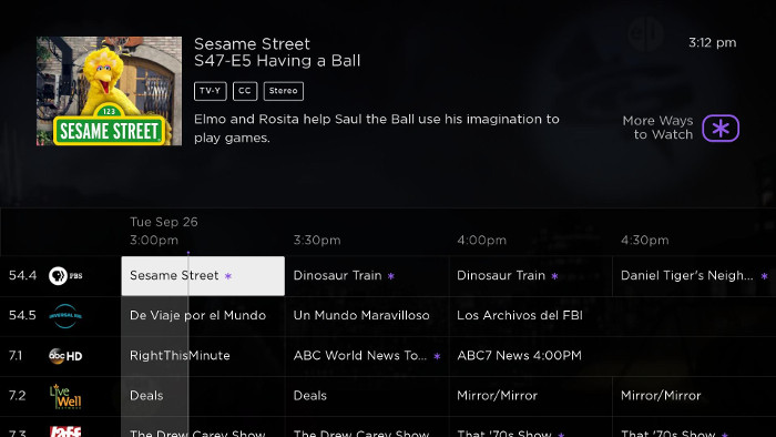 How do I use More Ways to Watch on my Roku TV™? | Official Roku Support