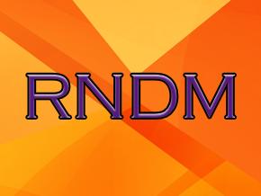 RNDM Screensaver