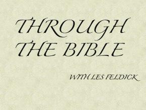 Les Feldick Ministries