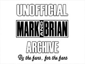 Mark and Brian