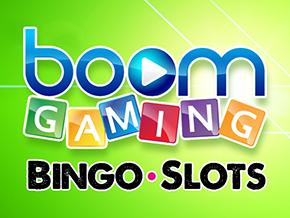 Boom Gaming Bingo and Slots