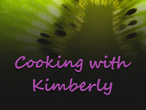 Cooking with Kimberly
