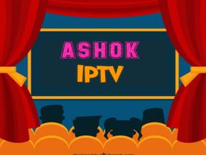 ashok iptv