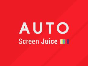 ScreenJuice Autos