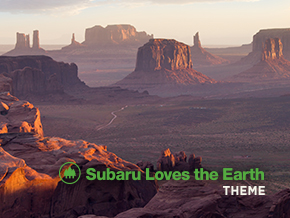 Subaru National Parks Theme