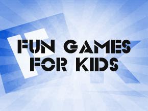 Fun Games For Kids