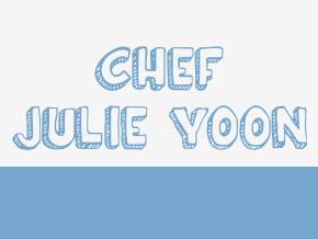 Chef Julie Yoon