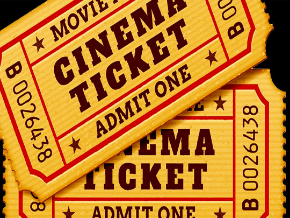 Free Cinema Ticket