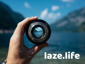 laze.life - screensaver
