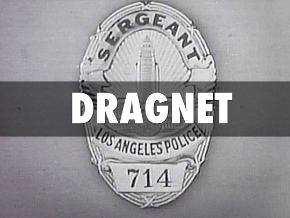 Dragnet Free Classic TV Logo