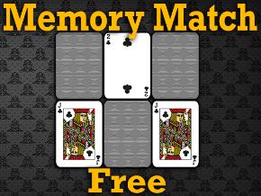 Memory Match Free