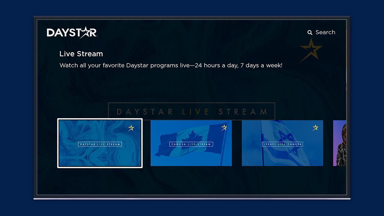 Daystar screenshot