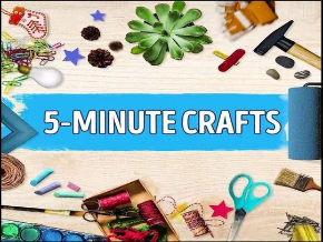 5 Minutes Crafts Roku Channel Store Roku