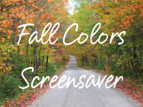 Fall Colors Screensaver