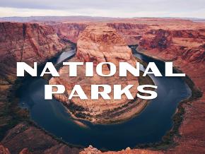 National Parks Screensaver