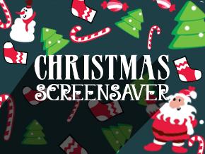 christmas screen saver