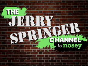 Jerry Springer by Nosey