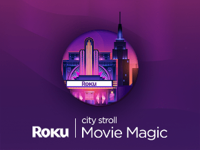 City Stroll: Movie Magic