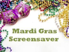 mardi gras screensaver roku channel cordcutting com