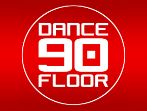 Radio Dancefloor 90s Logo