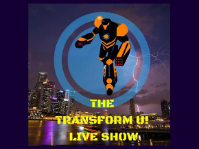 The Transform U! Live Show | Roku Channel Store | Roku