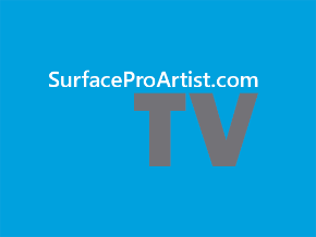 SurfaceProArtist.com TV
