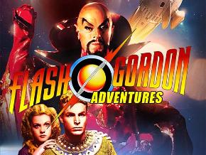 Flash Gordon Adventures Logo