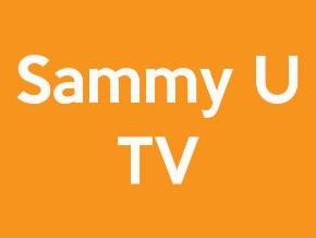 Sammy U TV Logo