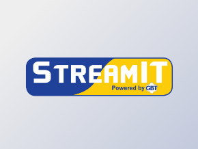 StreamIt powered by GBT