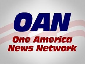 One America News Network OAN Logo