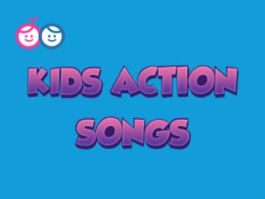KidsActionSongs byHappyKids.tv