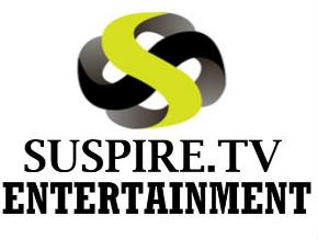 Suspire TV Entertainment Logo