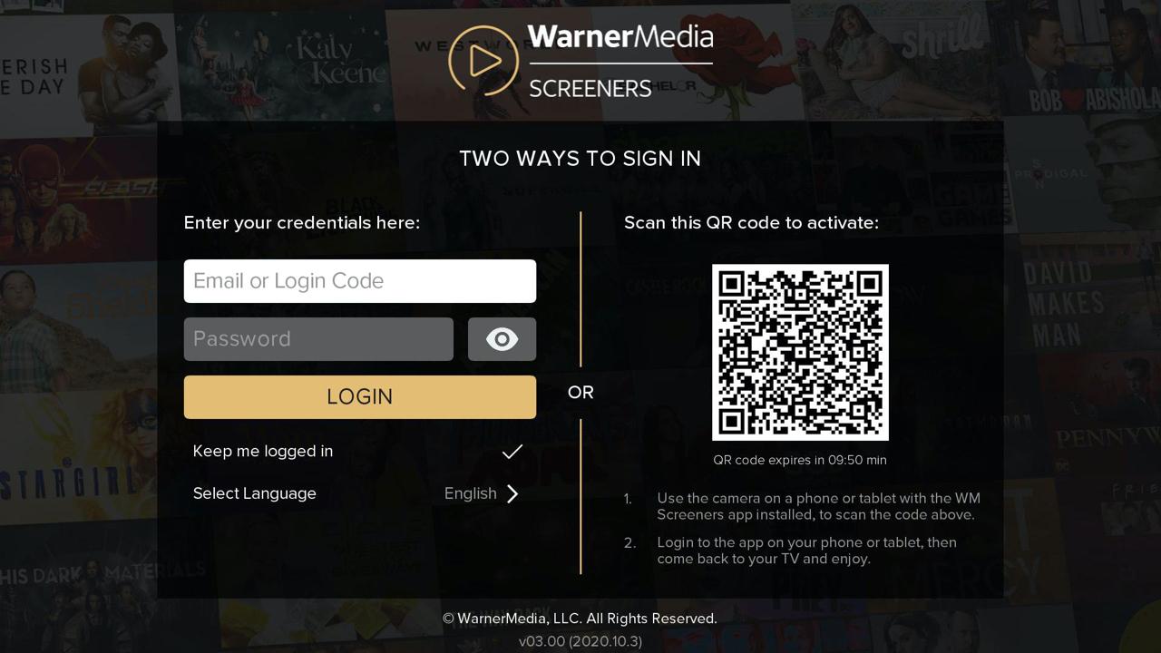 WM Screeners screenshot