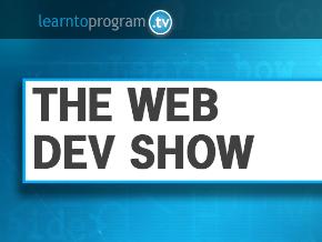The Web Dev Show Logo