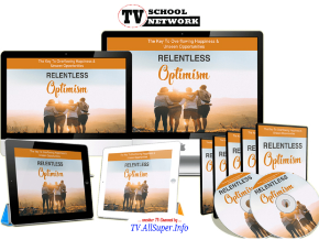 Relentless Optimism | Roku Channel Store | Roku
