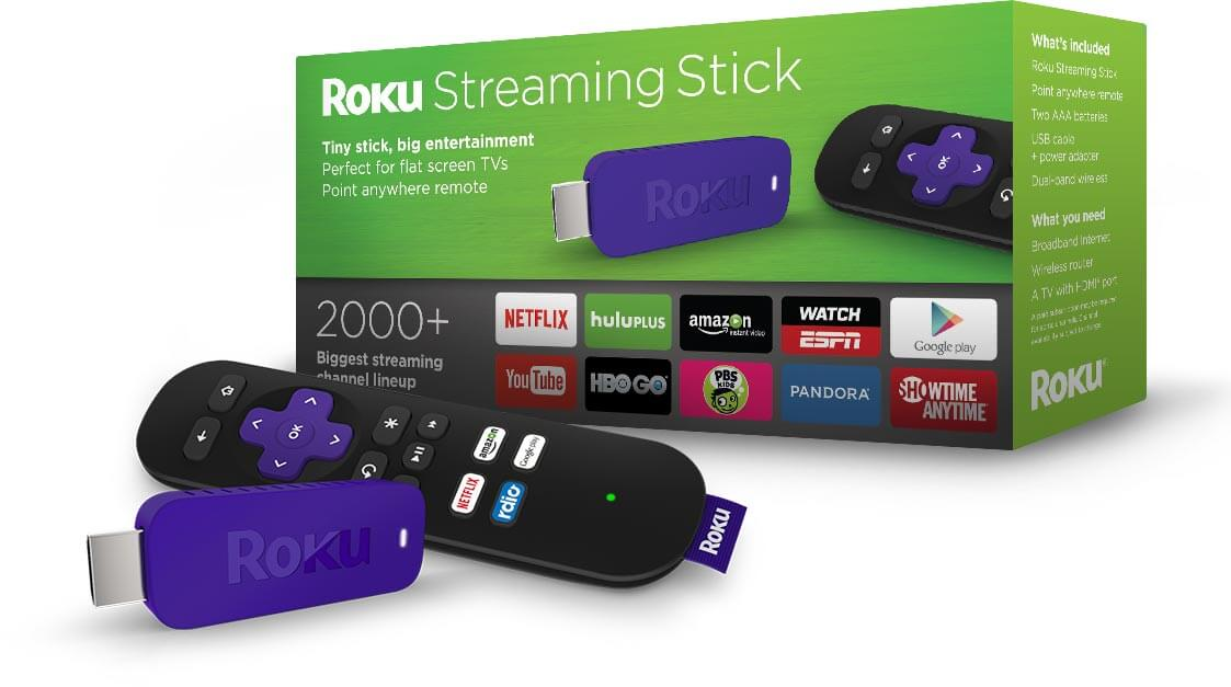 Roku Streaming Stick: What's in the box?