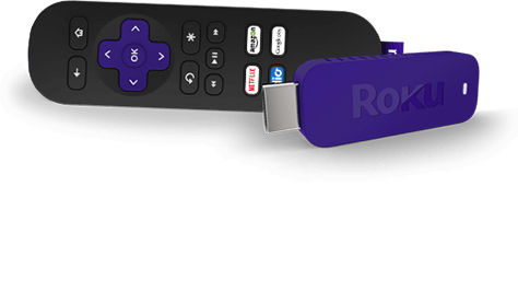 Roku Streaming Stick and Remote